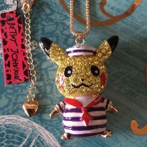 🍭SALE🍭Pikachu Sailor Large Necklace